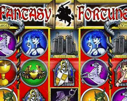 Fantasy Fortune Video Slot